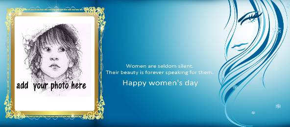 Women Are Seldom Silent - Women's Day Coffee Mug