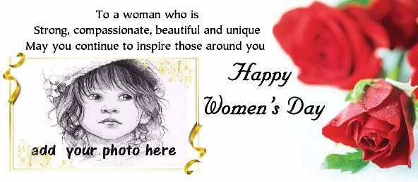 Happy Women's Day - Inspiring Spirit Coffee Mug
