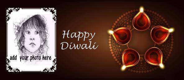 Happy Diwali - Sparkling Diyas Coffee Mug