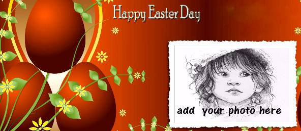 Happy Easter - Red Eggs Coffee Mug